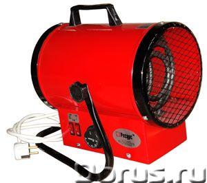 Тепловые пушки - Промышленное оборудование - Тепловые пушки СФО используются для обогрева квартир, п..., фото 1