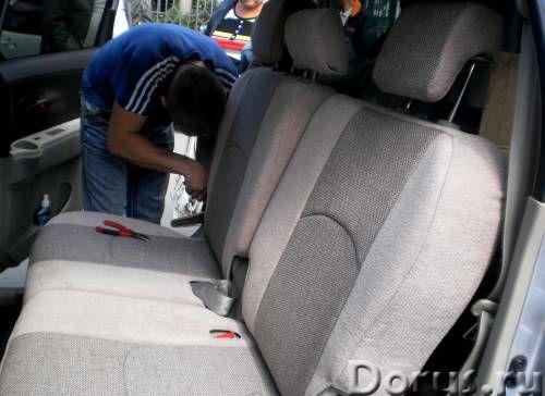 Установка автомобильных чехлов - Автосервис и ремонт - Предлагаем Вам установку авто чехлов на вашу..., фото 4
