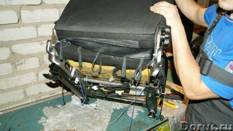 Установка автомобильных чехлов - Автосервис и ремонт - Предлагаем Вам установку авто чехлов на вашу..., фото 5
