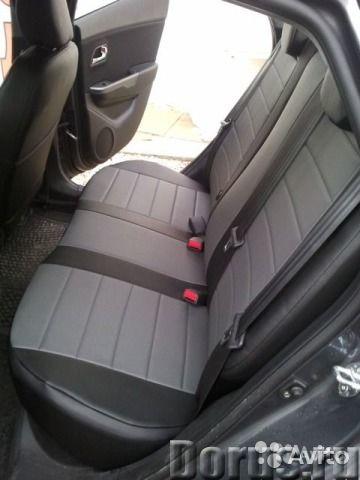 Установка автомобильных чехлов - Автосервис и ремонт - Предлагаем Вам установку авто чехлов на вашу..., фото 9