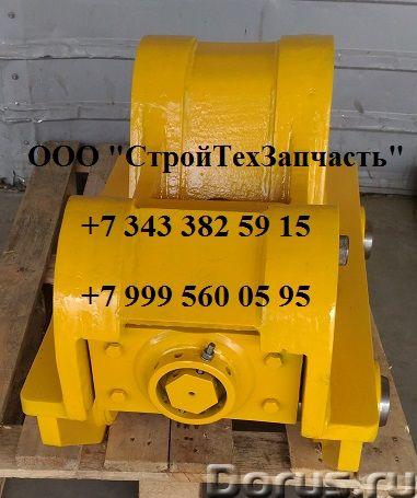 Komatsu РС400LC-7SE квик-каплер механический (быстросъем) - Запчасти и аксессуары - Для экскаватора..., фото 3