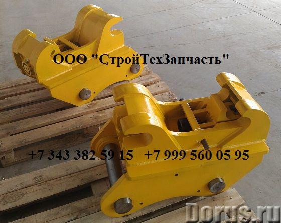 Komatsu РС400LC-7SE квик-каплер механический (быстросъем) - Запчасти и аксессуары - Для экскаватора..., фото 4