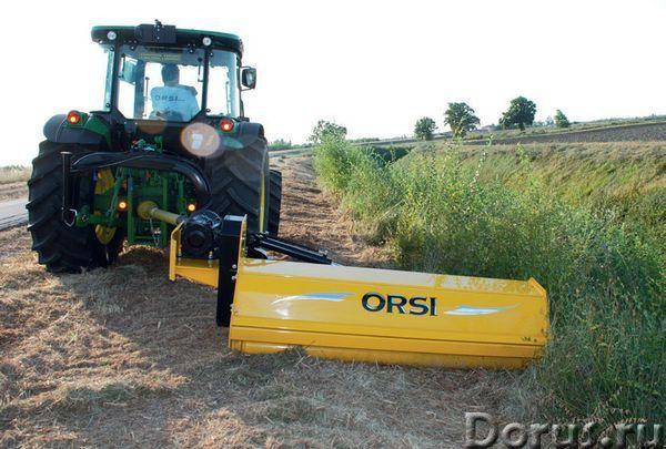 Косилка-измельчитель ORSI Competition GS O-S 200 - Сельхоз и спецтехника - Orsi Competition GS Off-S..., фото 1