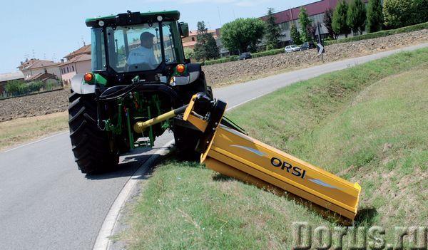 Косилка-измельчитель ORSI Competition GS O-S 200 - Сельхоз и спецтехника - Orsi Competition GS Off-S..., фото 2