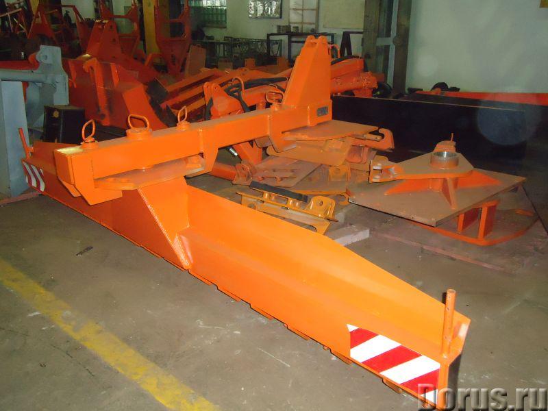 Задний отвал НО-76 (на трактор мтз) - Запчасти и аксессуары - Предназначен для уборки снега на автом..., фото 1