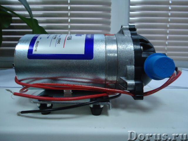 Насос водяной SHURflo - Запчасти и аксессуары - Предназначен для распыления и перекачки жидкостей. н..., фото 3