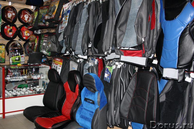 Автомобильные чехлы на все виды машин - Запчасти и аксессуары - Мы занимаемся продажей авто чехлов н..., фото 1