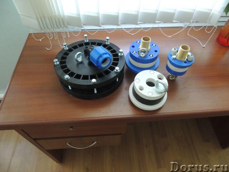 Оголовки скважинные - Материалы для строительства - Оголовки скважинные диаметр от 88 мм до 160мм. Н..., фото 2